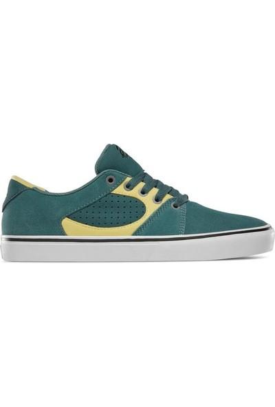 Es Square Three Green Gold Ayakkabı