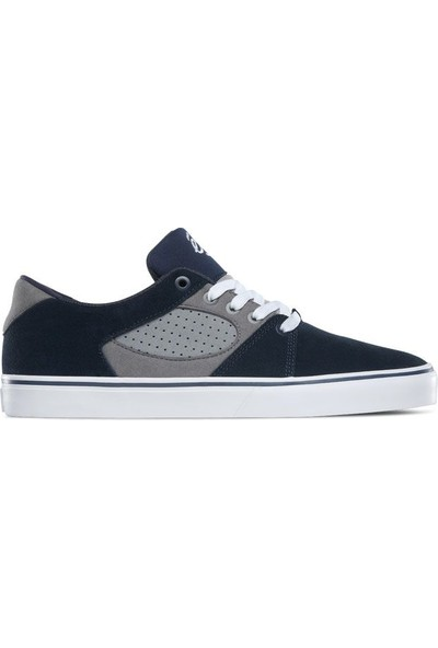 Es Square Three Navy Grey Ayakkabı