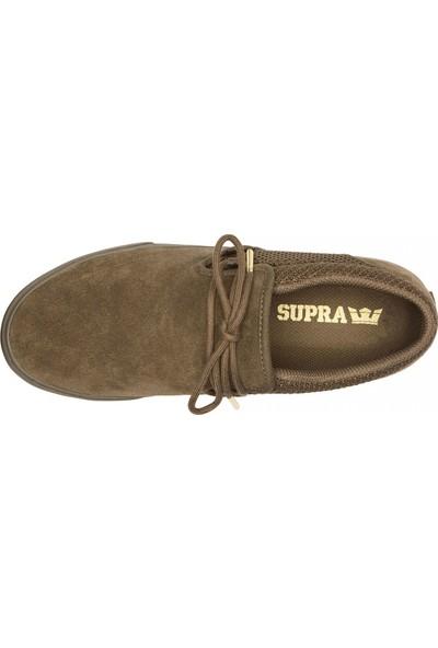 Supra Cuba Olive Ayakkabı