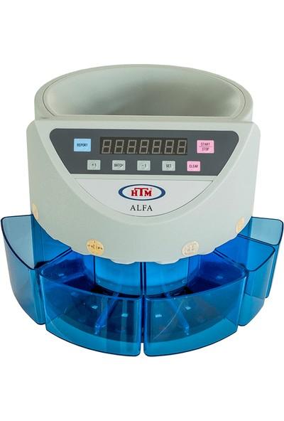 Htm Alfa Bozuk / Madeni Para Sayma ve Ayrıştırma Makinesi TL ve YTL