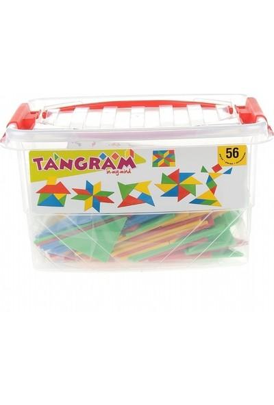 Tangram (56 Prç)