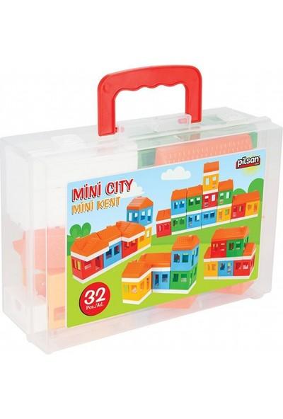 Pilsan 03-100 Mini Kent Çantalı 32 Parça