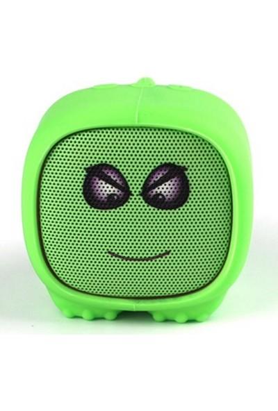 Dino Yeşil Bluetooth Hoparlör - Yaramaz