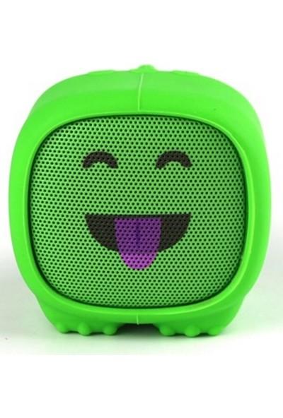 Dino Yeşil Bluetooth Hoparlör - Şakacı
