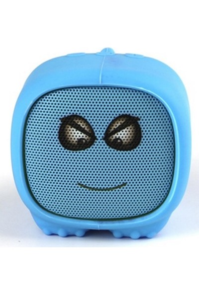 Dino Mavi Bluetooth Hoparlör - Yaramaz