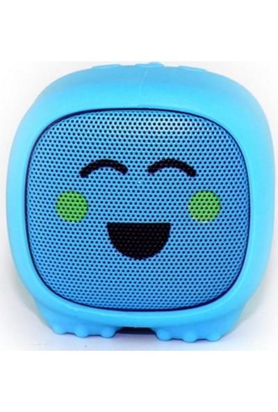 Dino Mavi Bluetooth Hoparlör - Utangaç