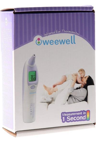 Weewell WTE220 Dijital Kulak Termometresi (Ateş Ölçer)