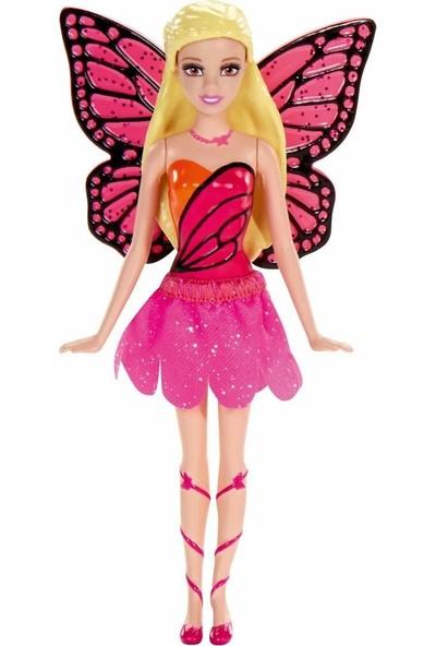 Barbie'nin Sihirli Dünyası Peri Oyuncak Bebek