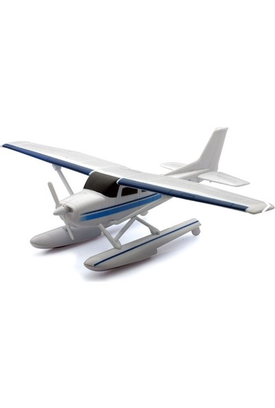 New Ray Sky Pilot Cessna Uçak 1/42 Ölçekli