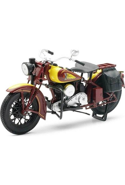 New Ray indian Motor 1934 Sport Scot Dc.1/12
