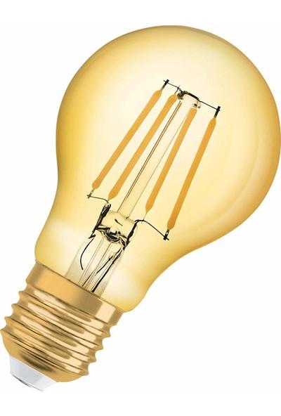 Osram Vintage 1906 Classic 7W Sarı Işık Normal Duy