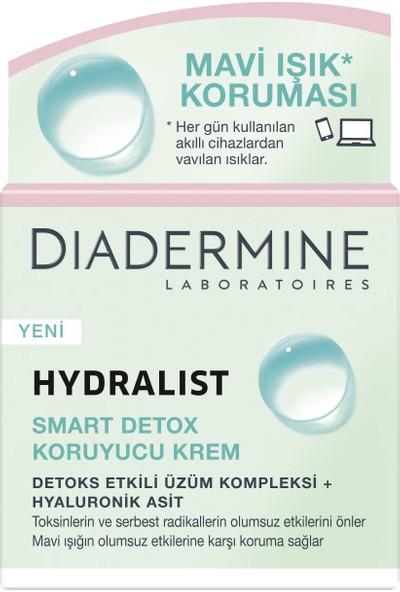 Diadermine Hydralist Smart Detox Koruyucu Gündüz Kremi