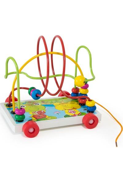 Child Wood Ahşap Koordinasyon Oyunu