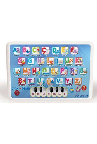 Clementoni Alfabe Tablet