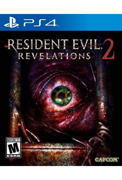 Resident Evil: Revelations 2 PS4 Oyun