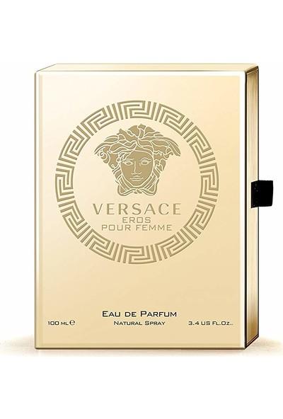 Versace Eros Pour Femme Edp 100 Ml Kadın Parfümü