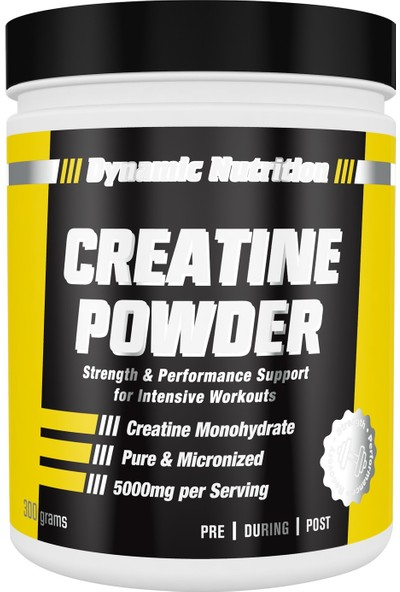 Dynamic Nutrition Creatine 300 Gr