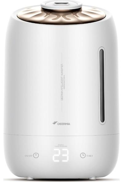 Deerma F600 Gümüş İyonlu Dijital Ultrasonik Buhar Makinası
