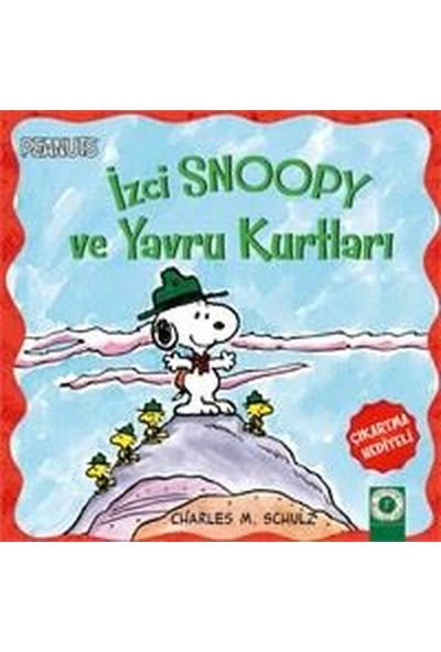 Peantus İzci Snoopy Ve Yavru Kurtları (Çıkartma Hediyeli) - Charles M. Schulz