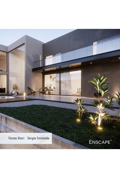 Enscape 1 Yıllık Sabit Lisans