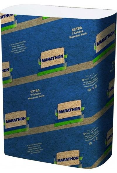 Marathon Z Katlı Dispenser Havlu 200'Lü 1 Paket