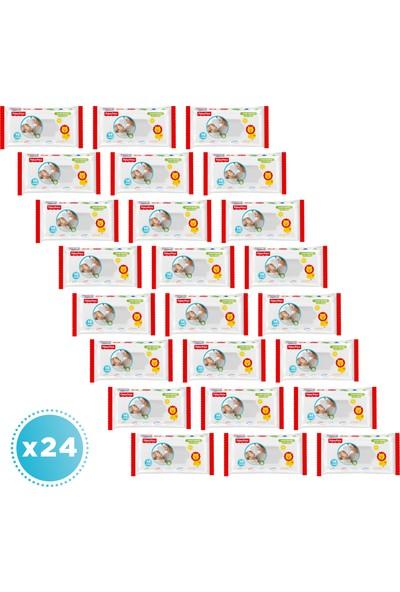 Fisher-Price Islak Havlu 24'lü Maxi Paket (1344 Yaprak)