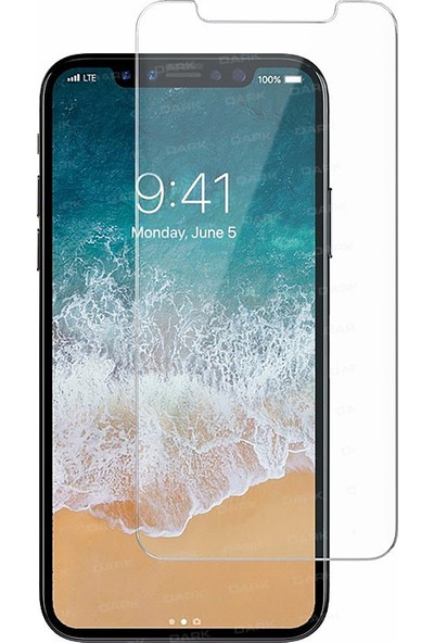 Dark iPhone X Anti-Glare Ekran Koruyucu (DK-AC-CPIXSP1)