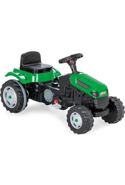 Pilsan Active Pedallı Traktör / Yeşil