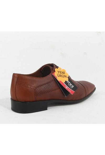 Berenni 293 Klasik Erkek Ayakkabı Kahverengi