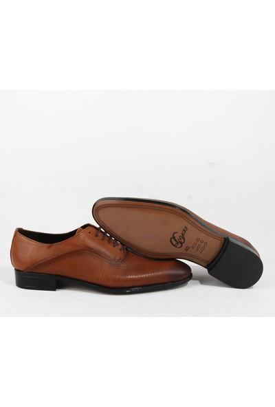 Cemil Saygın 302 Erkek Klasik Ayakkabı Taba