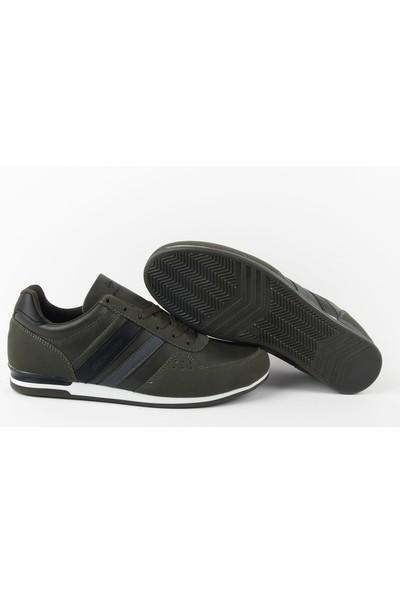 Dunlop 108104M Erkek Spor Ayakkabı Haki