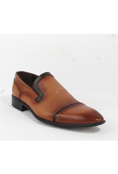 Freemen Erkek Klasik Ayakkabı 143 Taba