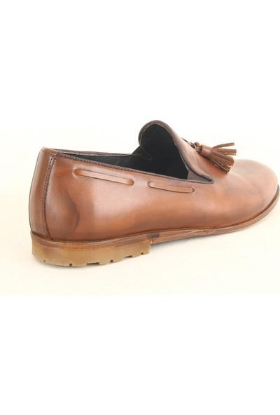 Rego 1233 Erkek Günlük Ayakkabı Taba