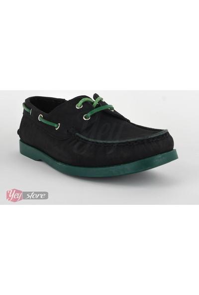 S. Saygılı Erkek Günlük Ayakkabı 137 Siyah