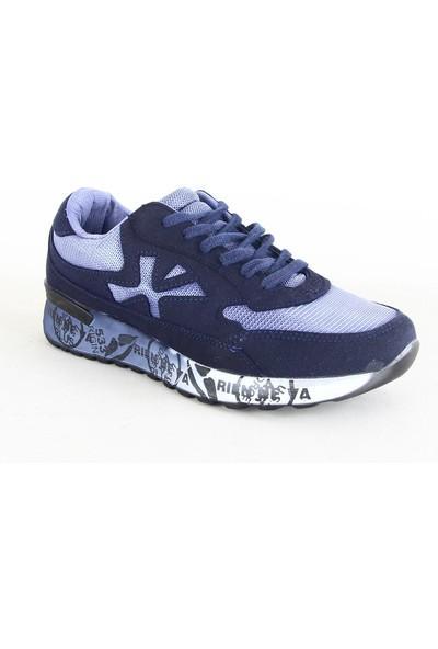 Texin 534 Erkek Spor Ayakkabı Lacivert