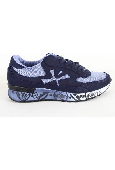 Texin 534 Erkek Spor Ayakkabı Mavi