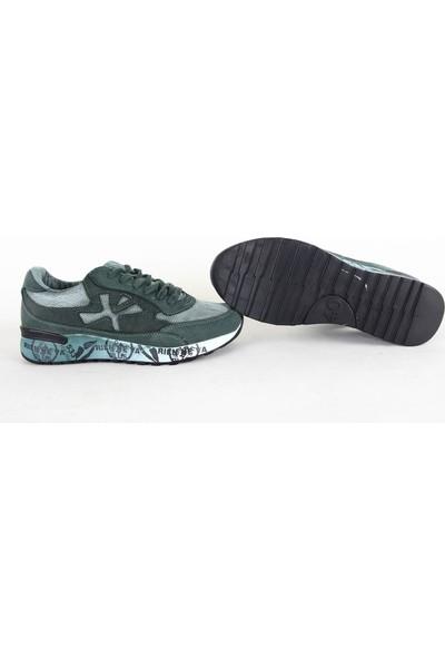Texin 534 Erkek Spor Ayakkabı Yeşil