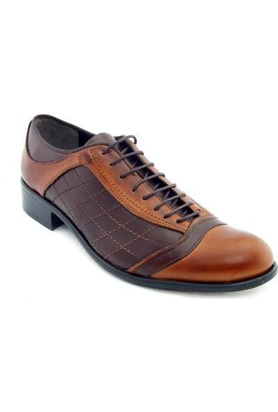 Mariotto Spor Klasik Ayakkabı 107 Taba