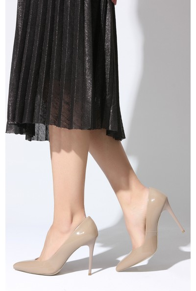 Rovigo Plus Kadın Vizon Ayakkabı