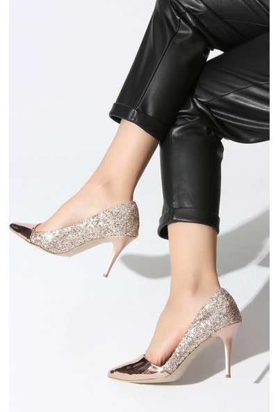 Rovigo Plus Kadın Rose Ayakkabı