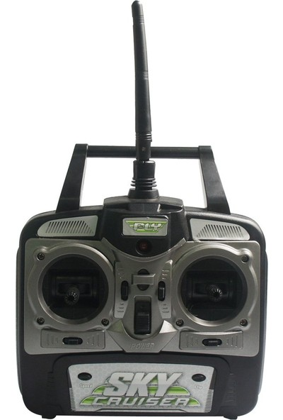 Helicmax 1314 Sky Cruiser Quadcopter Aerocraft - 2.4G Uzaktan Kumandalı Drone
