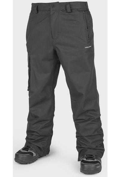 Volcom Ventral Erkek Snowboard Pantolon Blk