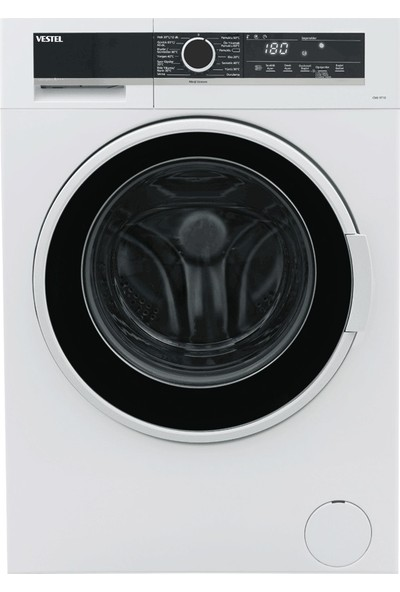 Vestel CMI 9710 A+++ 1000 Devir 9 kg Çamaşır Makinesi