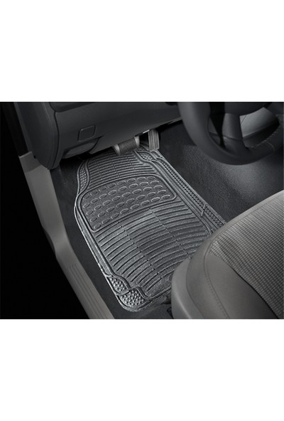 Burak Oto Aksesuar Renault Clio 3 2006-2011 Uyumlu Havuzlu Kauçuk Paspas Takımı