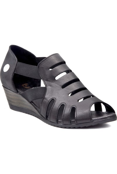 Mammamia D19Ys 1650 Siyah Terlik Sandalet