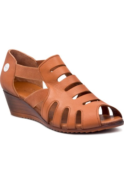 Mammamia D19Ys 1650 Taba Terlik Sandalet