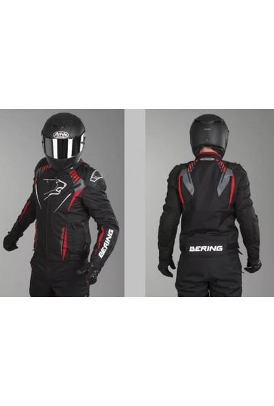 Bering Primo R Motosiklet Montu | Siyah/Kırmızı