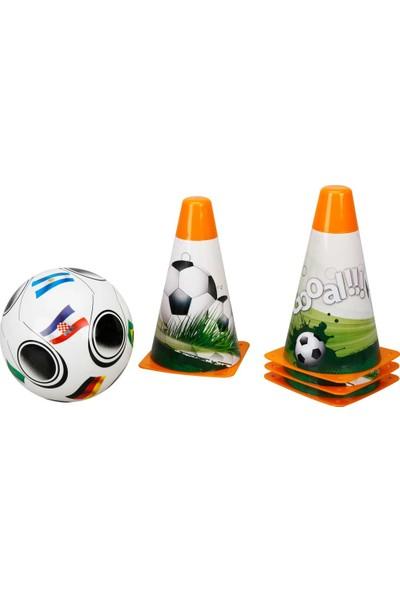 Dema Stil Futbol Set 4Kuka 1Top