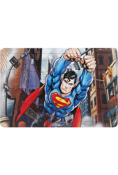 Witty Puzzlezz Frame Puzzle Superman