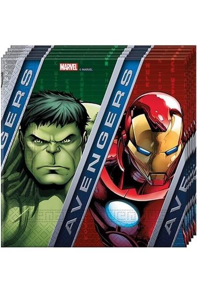 Partifabrik Avengers Peçete 20'li
